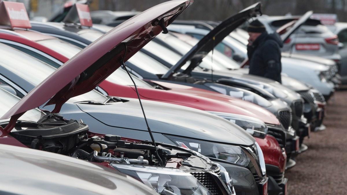 Митниця вперше влаштує розпродаж кинутих авто
