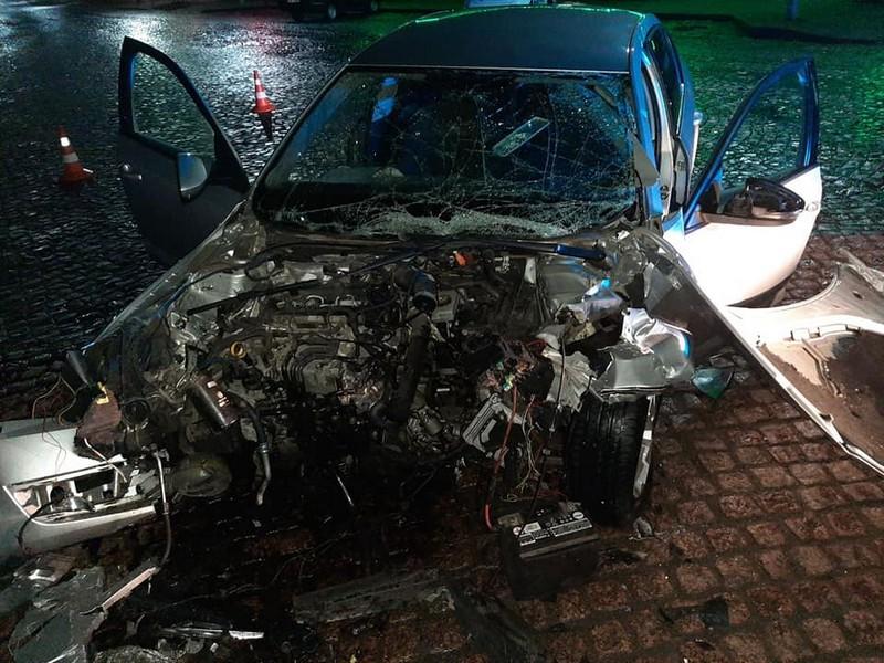 Цієї ночі у Мукачеві сталась жахлива аварія: нові подробиці