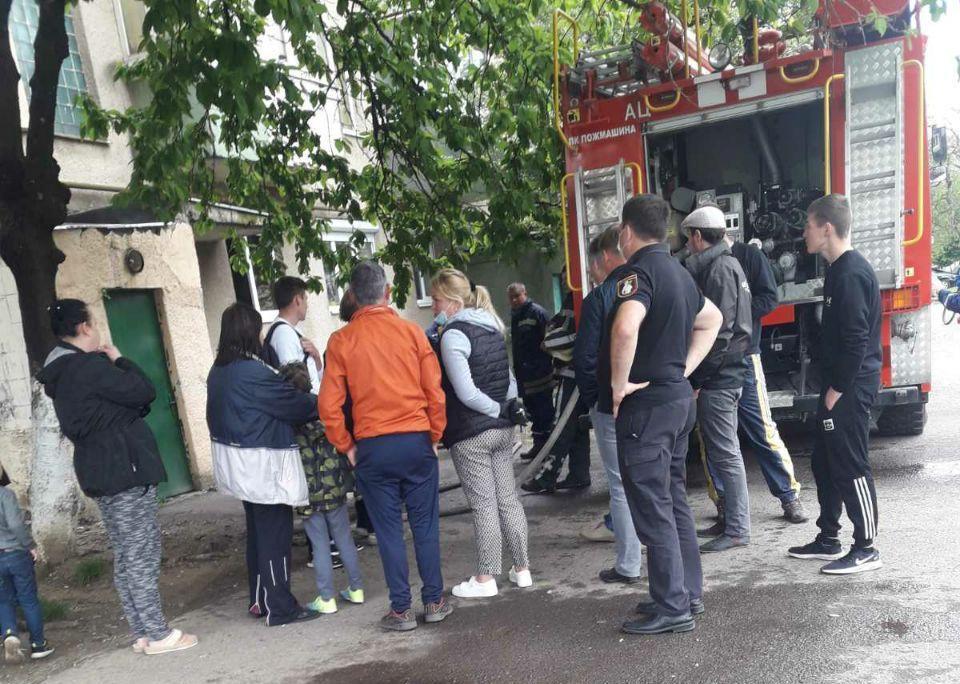 У Мукачеві трапилась надзвичайна подія: фото та перші подробиці
