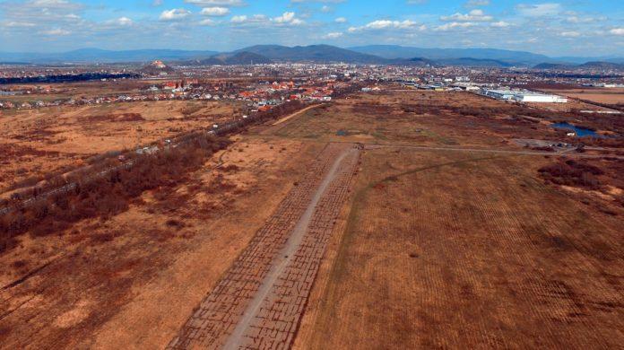 В уряді розглядають можливість будівництва нового аеропорту в Мукачеві