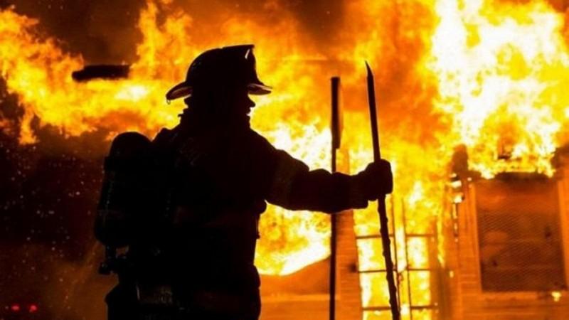 Вночі у Мукачеві вирувала пожежа