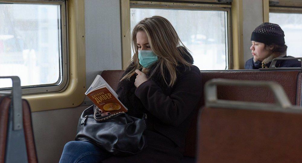 Маски в громадському транспорті треба буде носити щонайменше два роки, – лікарка