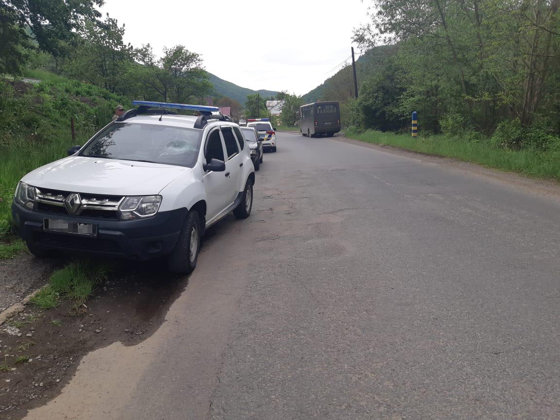 Постріли, погоня та затримання: прикордонники розповіли про випадок під час патрулювання