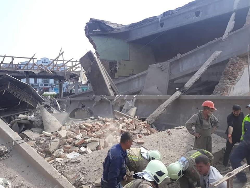 Колишній кінотеатр хотіли переобладнати під торговельний комплекс: подробиці трагедії у Виноградові