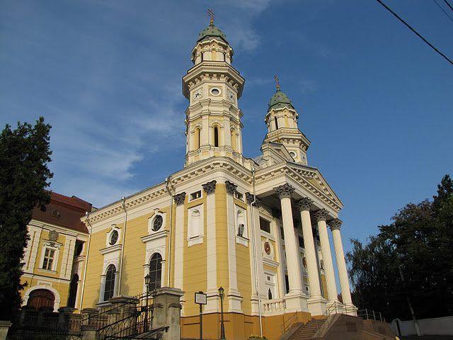 За підтримки ЄС відновлюватимуть кафедральний собор в Ужгороді
