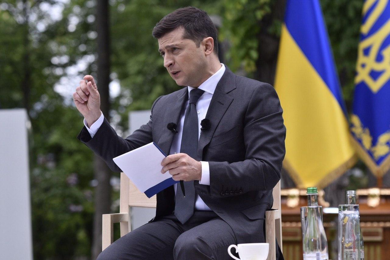 5-6 тисяч гривень – це не бідність: Зеленський зробив резонансну заяву стосовно зарплат