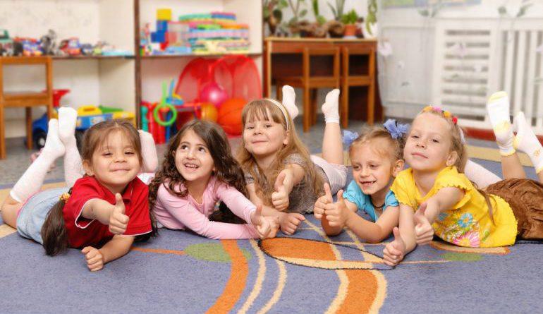 У МОЗ затвердили нові правила роботи дитячих садків
