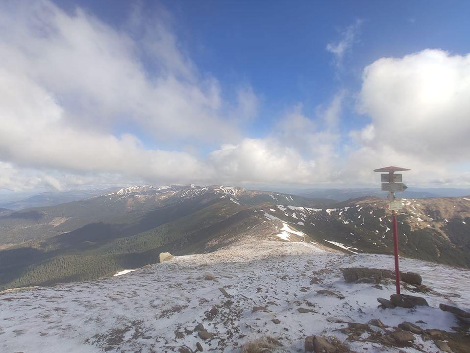 Морози за тиждень до літа: в горах температура опустилась нижче нуля