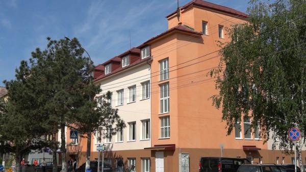 Як виглядає оновлена поліклініка у Мукачеві