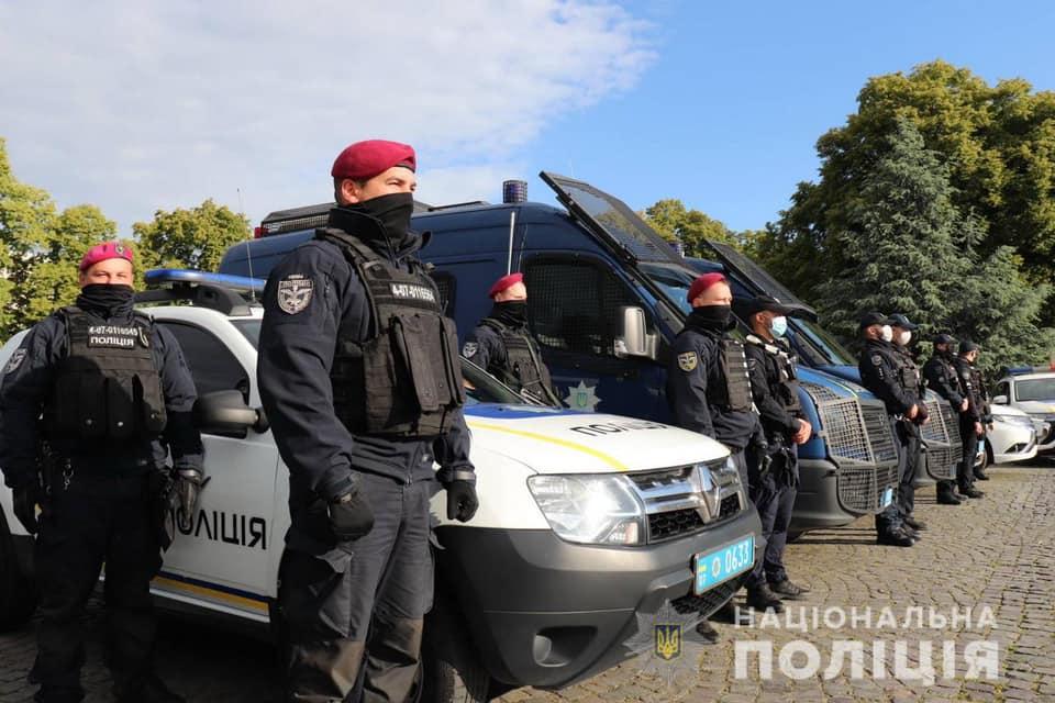 У червні на Закарпатті розпочнеться посилене патрулювання дорогами області