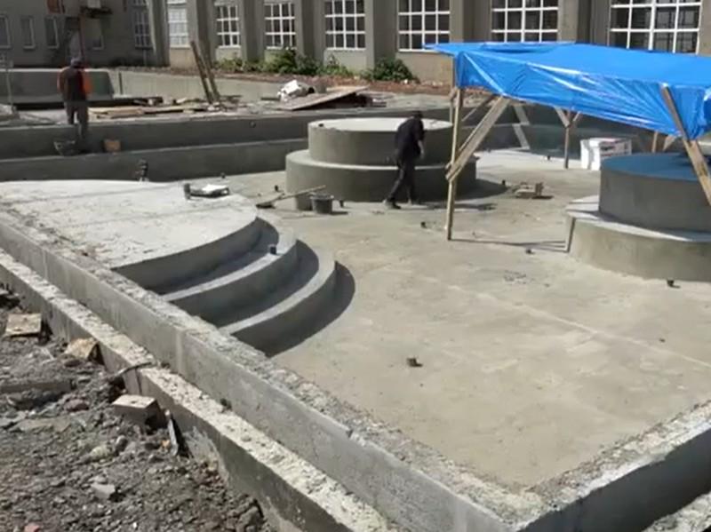У серпні у Мукачеві відкриють басейни з термальною і прісною водою