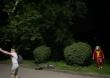 Мукачівський клоун повернувся: хлопець лякає людей у новому образі