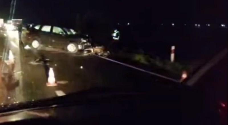Оприлюднено відео фатальної аварії біля Ракошина, в якій 12 червня загинуло 2 людей