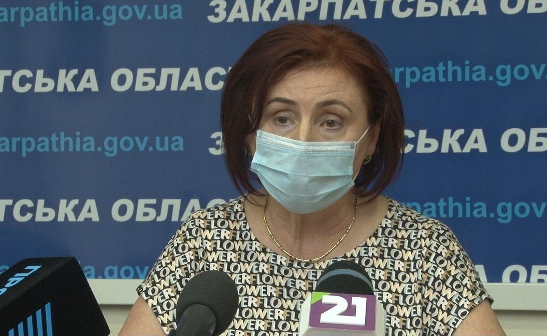 З чим пов'язують різкий ріст захворілих на коронавірус у Закарпатті, – коментар ОДА