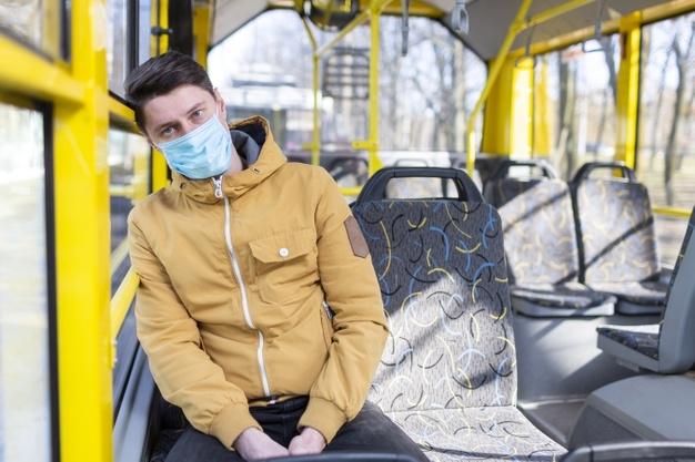 В Україні можуть збільшити штрафи за перебування без масок у маршрутках та приміщеннях