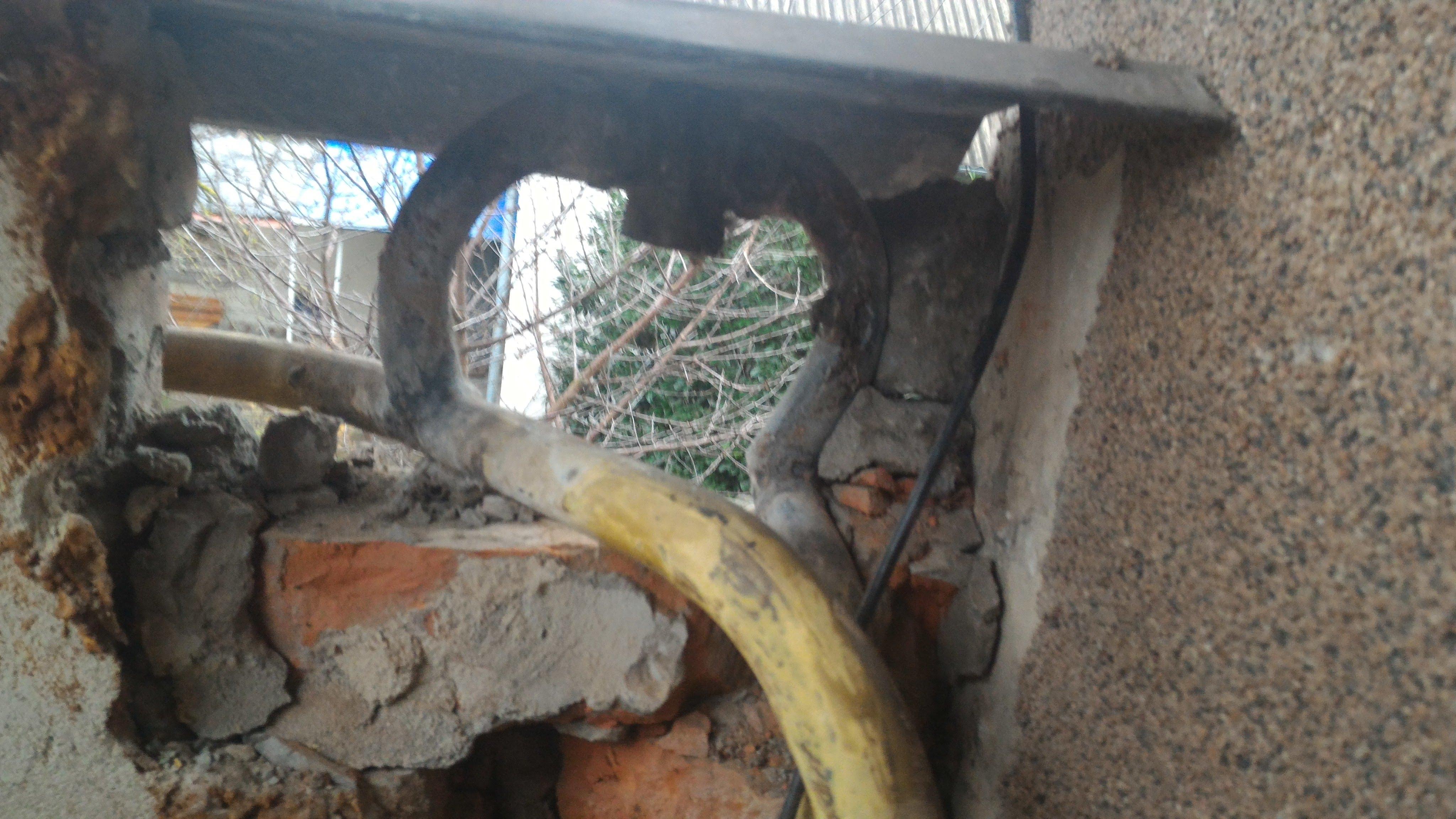 За 5 місяців у Закарпатті вкрали газу майже на мільйон гривень