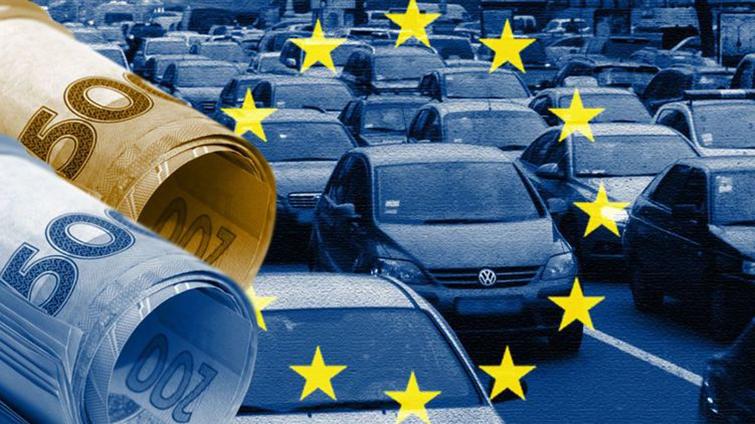 Розмитнення авто в Україні хочуть зробити доступнішим