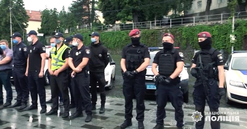 Поліція проводить рейди на території області