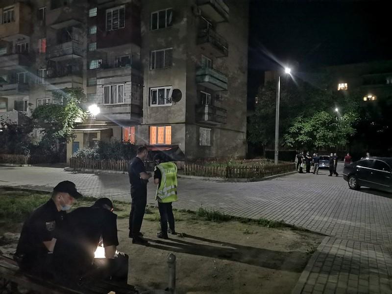 У поліції розповіли про вчорашню стрілянину у Мукачеві