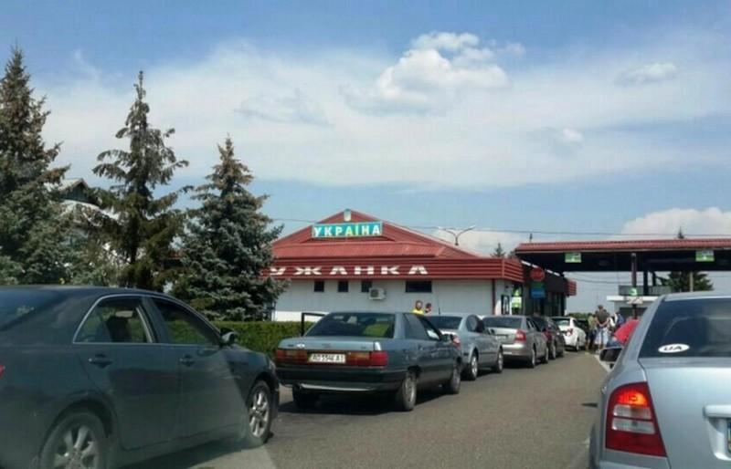 Наступного тижня на кордоні України та Угорщини відкриють усі КПП