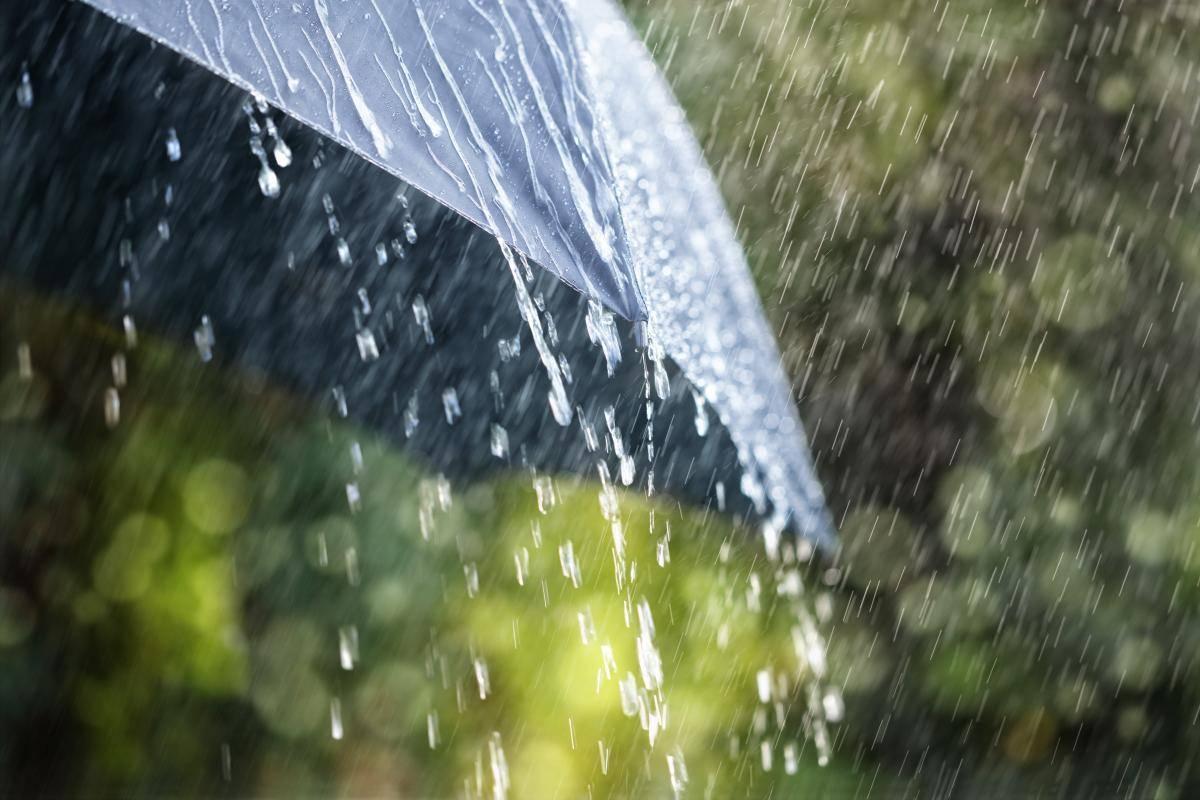 На Закарпатті очікують сильні дощі: оголошено штормове попередження
