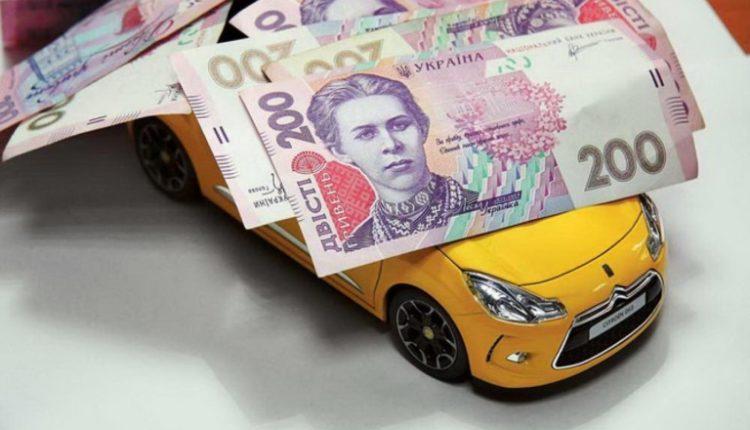 Депутати хочуть збільшити кількість податків при купівлі нового авто