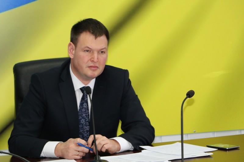 Олексія Гетманенка звільнено з посади першого заступника голови Закарпатської ОДА