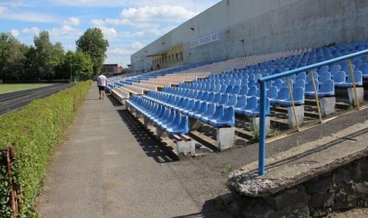 У Мукачеві проведуть реконструкцію спортивних полів, бігових доріжок та трибун ДЮСШ