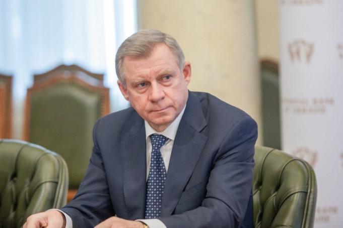 Верховна Рада звільнила Якова Смолія з посади голови Національного банку України