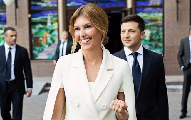 Дружина президента України Володимира Зеленського подолала коронавірус