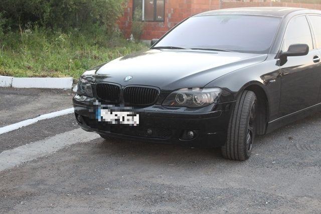 На Закарпатті виявили викрадений автомобіль