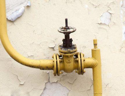 В Ужгороді ліквідували загрозу вибуху газу