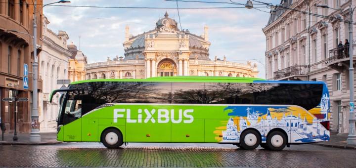 """""""FlixBus"""" запускає рейси між містами України"""