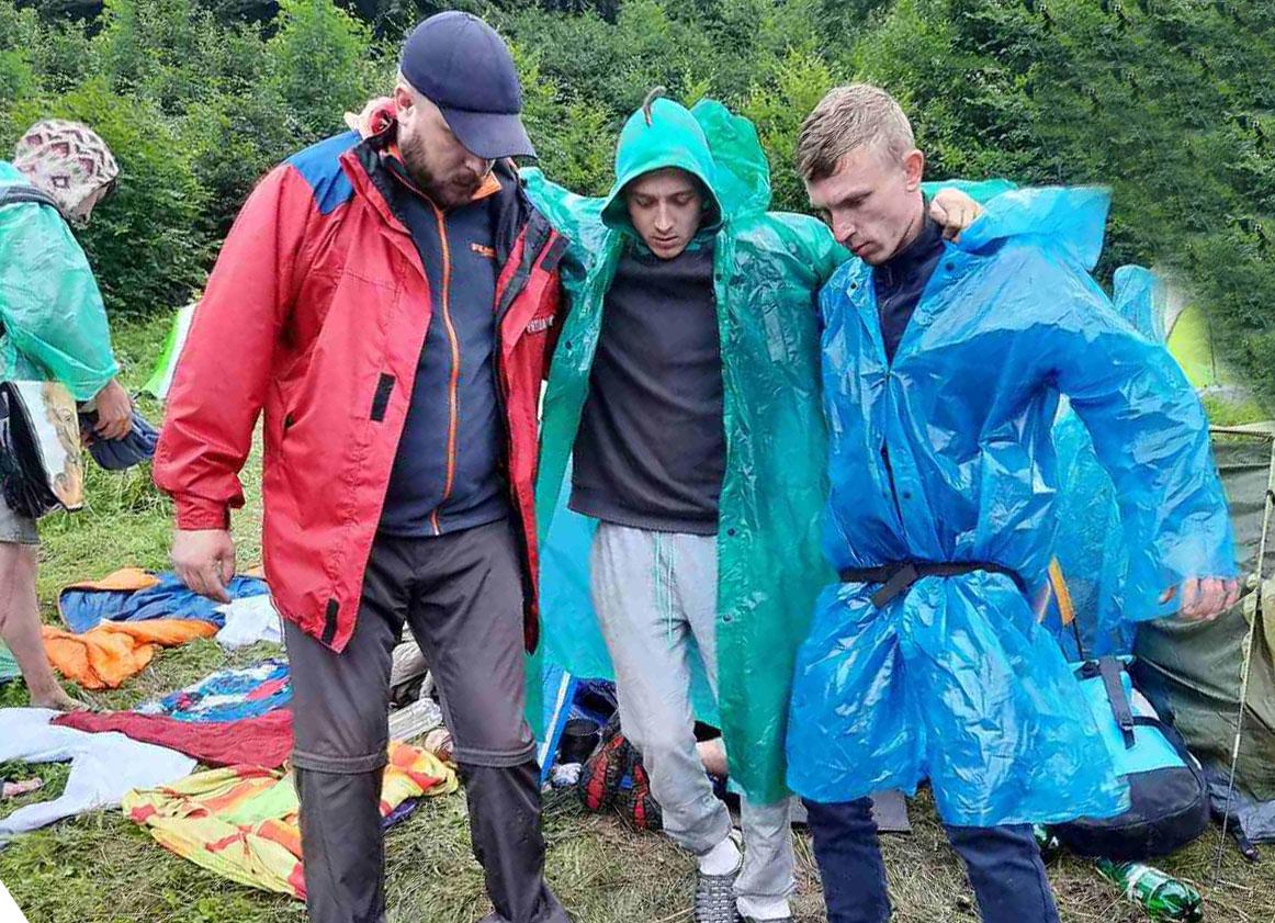 Рятувальники двічі за добу вирушали на допомогу туристам
