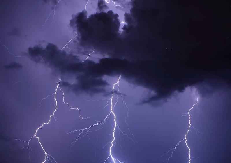 Цими вихідними, 11-13 липня, Закарпаття накриє циклон. В області очікують ускладнення погодних умов
