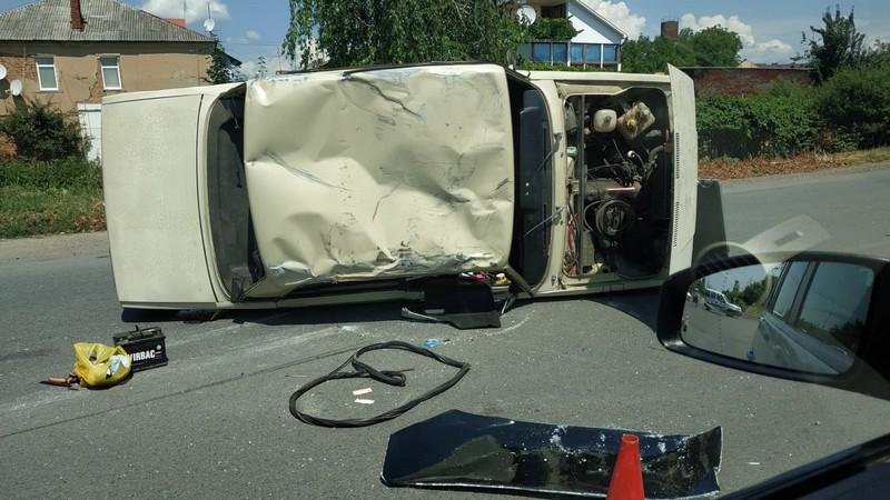Лікарі розповіли про стан дитини, яка постраждала в аварії у Мукачеві