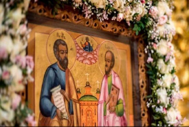 Свято апостолів Петра і Павла: прикмети та звичаї