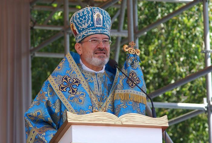 У понеділок закарпатці прощатимуться із єпископом Міланом Шашіком