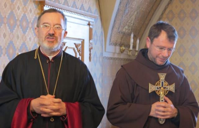 Рішення Ватикану: адміністратором Мукачівської єпархії призначений владика Ніл Лущак