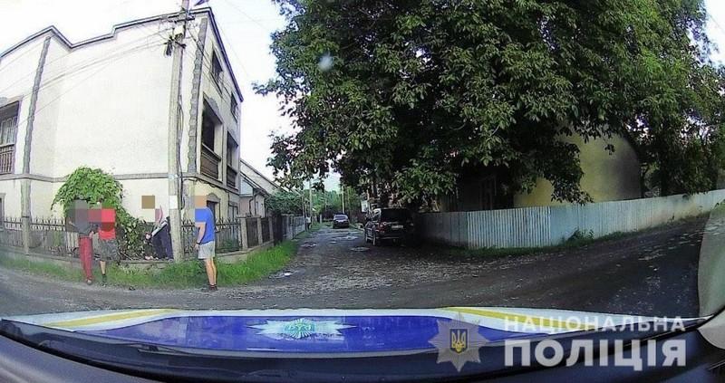П'яний закарпатець втікав від поліції і скоїв ДТП