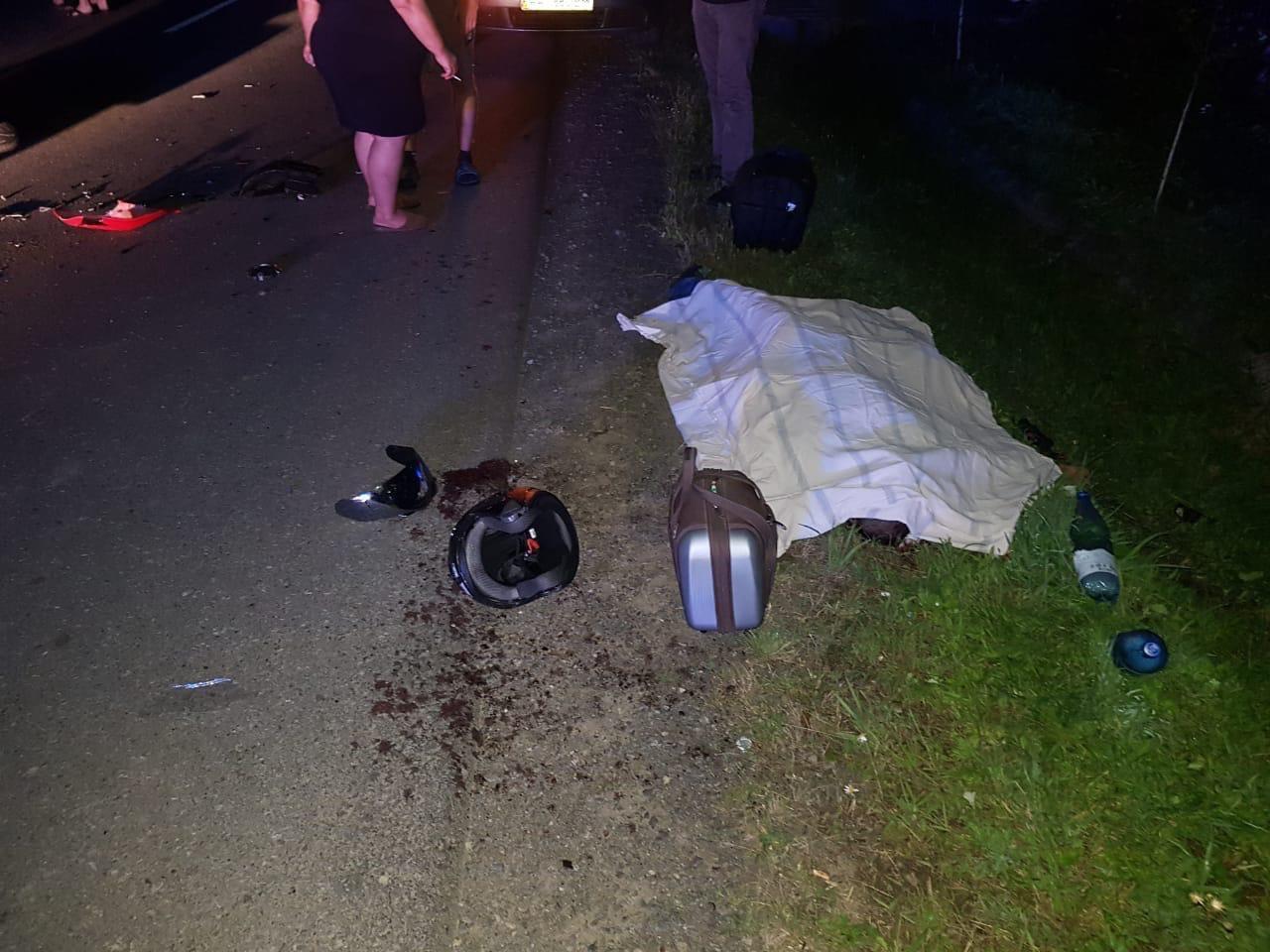 Смертельна ДТП: під колесами автівки загинув 19-річний хлопець