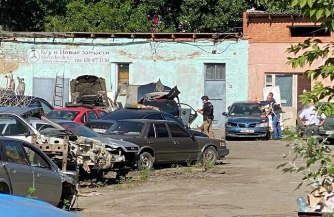 Україну сколихнула новина про захоплення заручника у Полтаві
