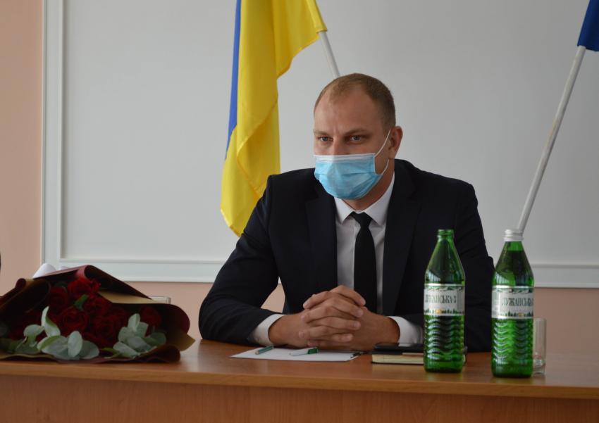 Офіційно представлено нового очільника Іршавської РДА