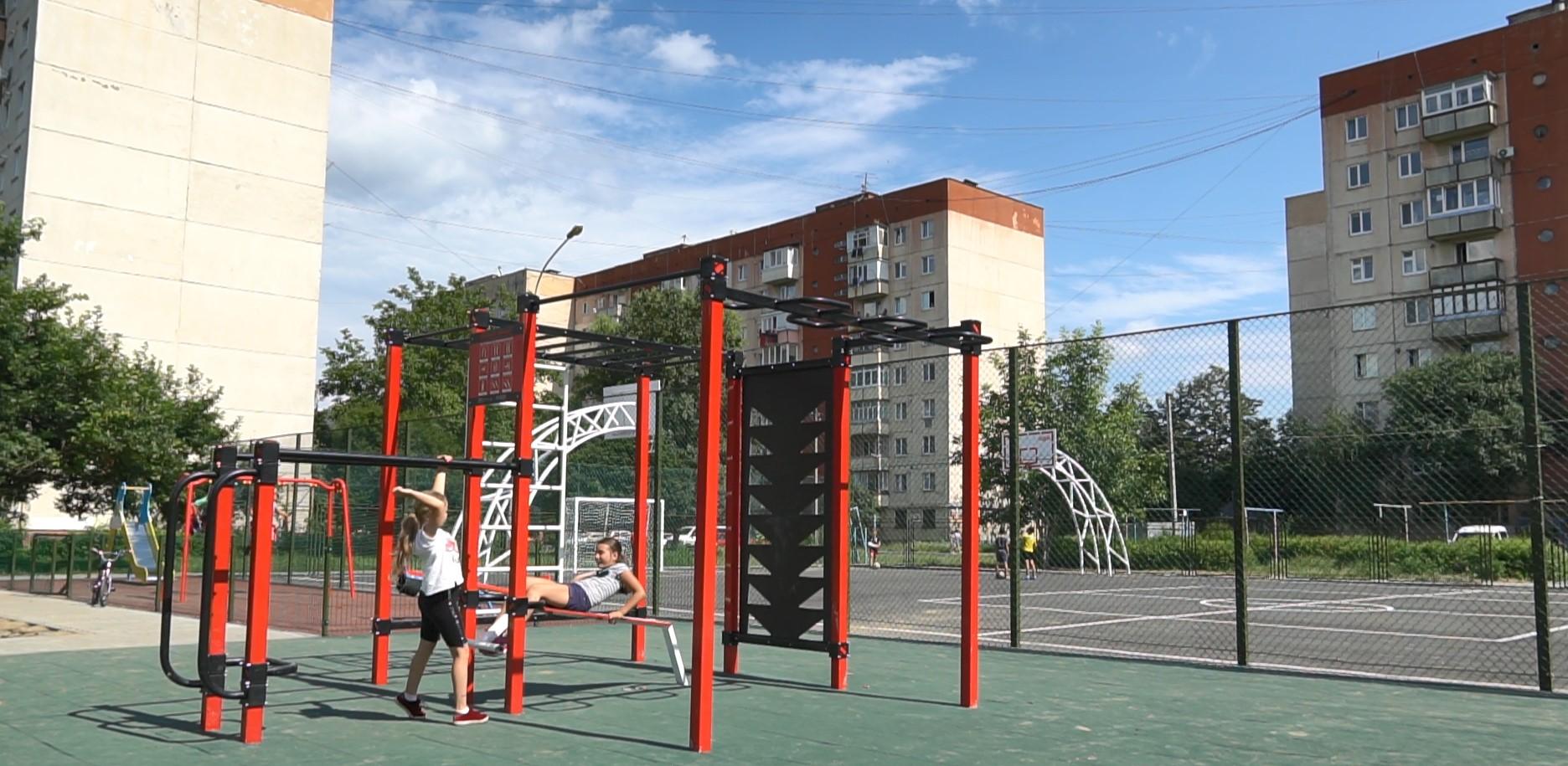 У Мукачеві відкрили мультиспортивний комплекс: як він виглядає