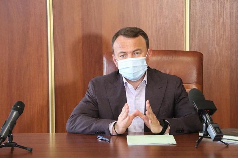 Голова Закарпатської ОДА відзвітував про 100 днів роботи