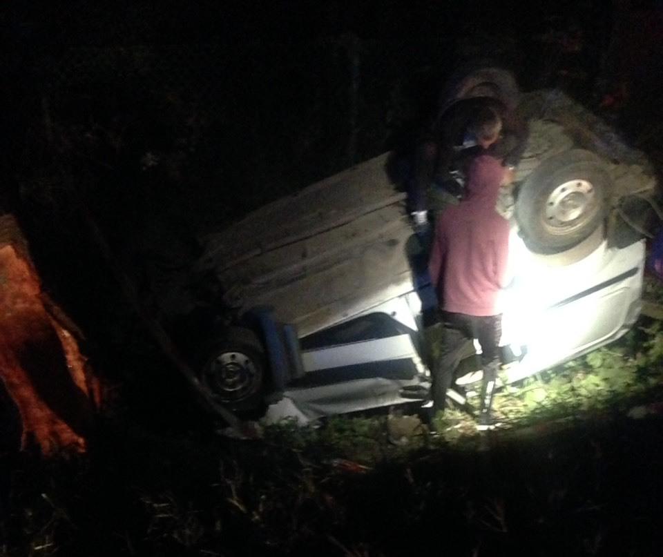 У селі на Мукачівщині вночі трапилась смертельна ДТП