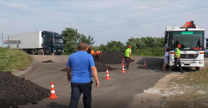 Мукачево назвало терміни ремонту дороги до мікрорайону Шипка