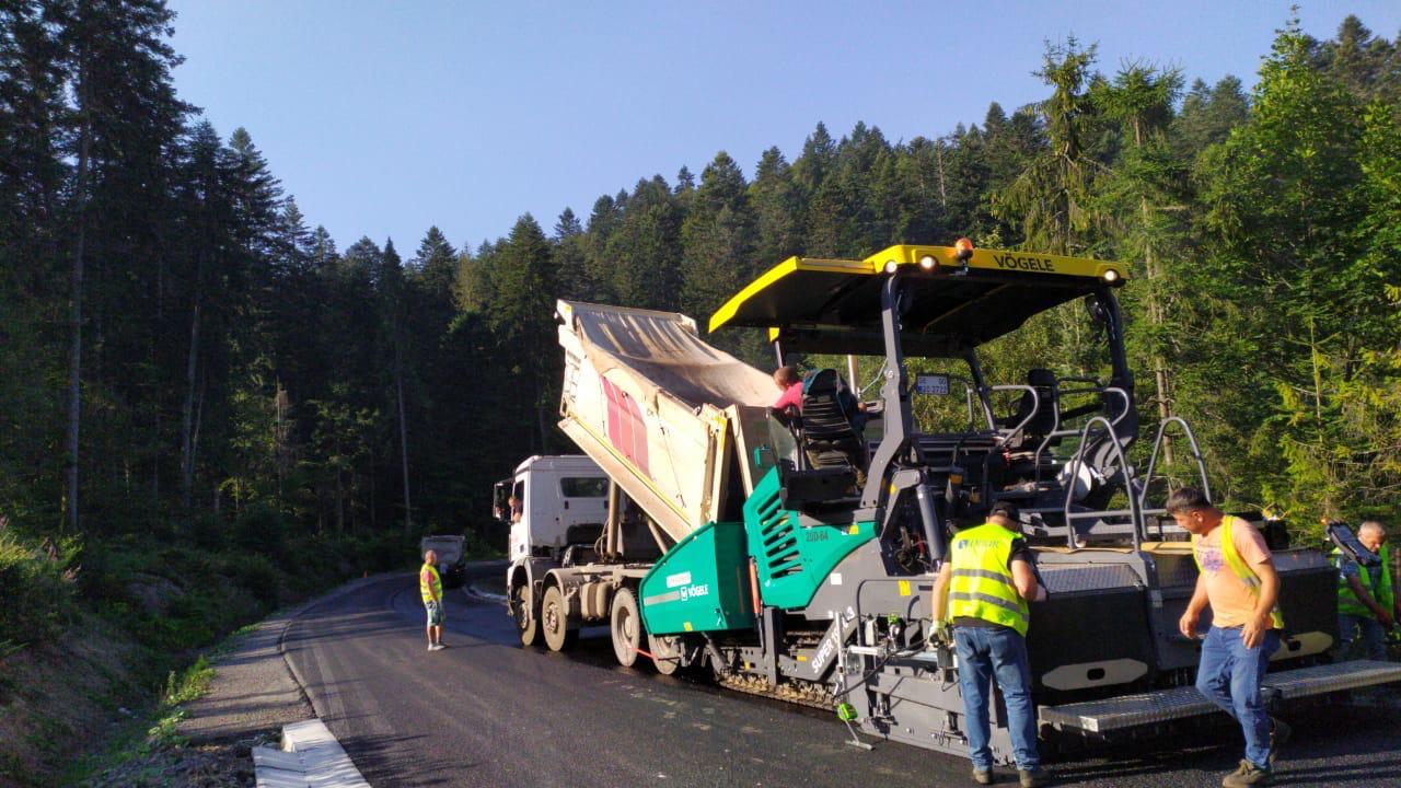 До кінця року обіцяють відремонтувати дорогу, яка веде до популярних місць відпочинку