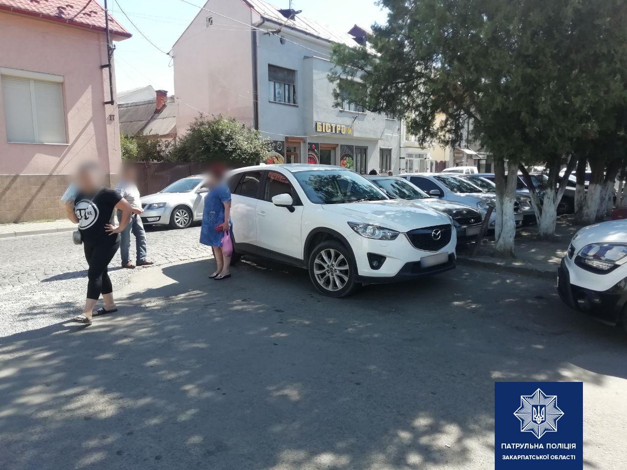 ДТП у Мукачеві: поліція шукає очевидців аварії