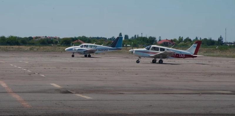 Проєкт відновлення міжнародного аеропорту представили в Ужгороді